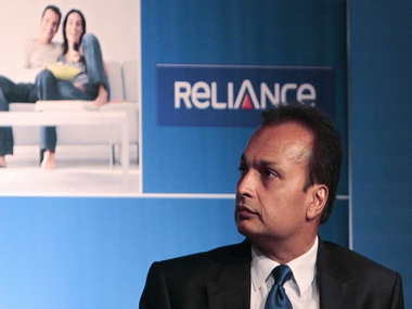 File image of Anil Ambani. Reuters