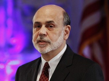 "Bernanke, who addressed an economic conference in Cambridge, Massachusetts, on Wednesday said the Fed needed to keep a stimulative monetary policy in place given the low level of inflation and a 7.6 percent unemployment rate that ""if anything overstates the health of the labor market."""