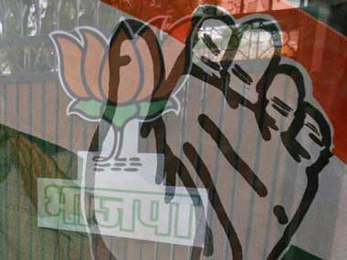 Political competitors, BJP can only win when pitted against Congress. Reuters