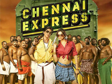 A film like Chennai Express perpetuates meaningless stereotypes.