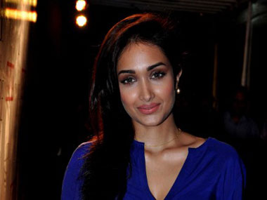 Jiah Khan. AFP.