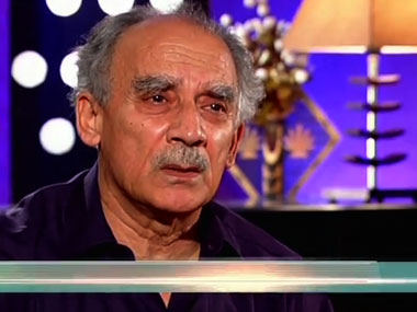 Arun Shourie. Agency image