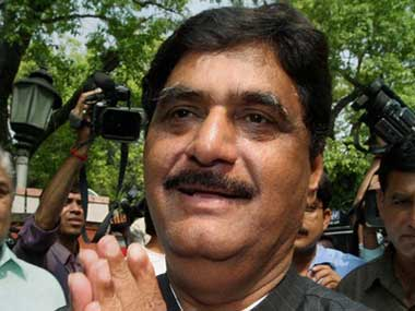 Gopinath Munde in this file photo. PTI