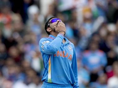 Jadeja in this file photo. AP