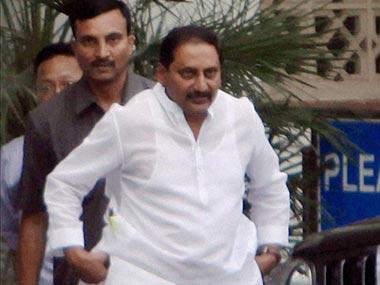 Kiran Kumar Reddy in this file photo. PTI
