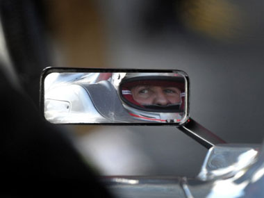 Michael Schumacher . AFP