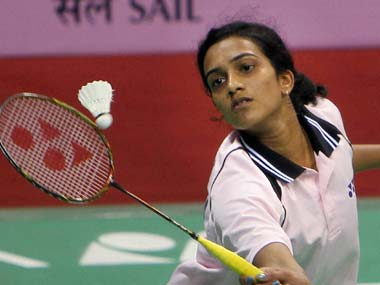PV Sindhu beat the defending champion and second seed Yihan Wang. PTI