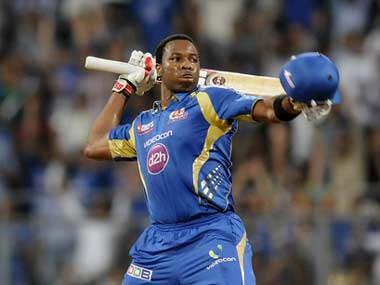 Desmond Haynes think Kieron Pollard is as calm under pressure as MS Dhoni. BCCI