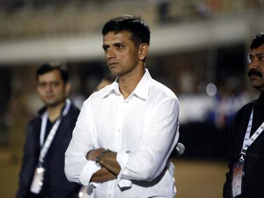 Rahul Dravid wants Tests to stay at the heart of cricket. Getty Images