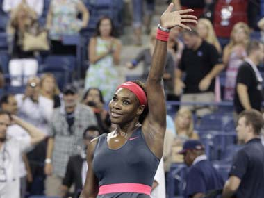 Serena Williams lost to Sloane Stephens in the Australian Open earlier this year. Reuters
