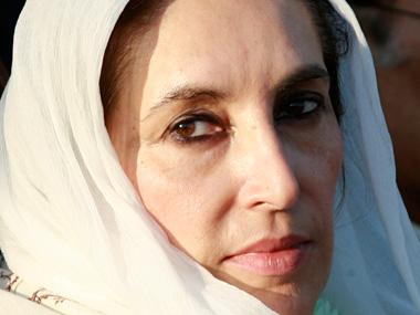 Benazir Bhutto. Getty