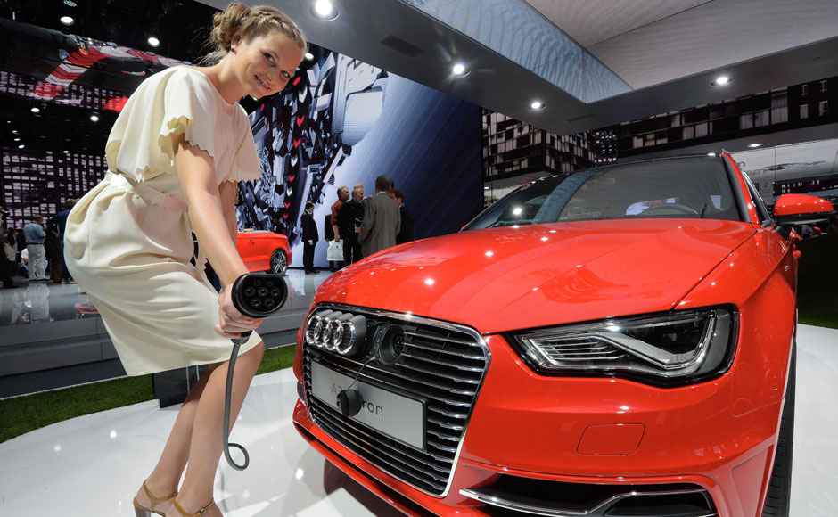 The Show Stoppers Of The Frankfurt Motor Show 2013