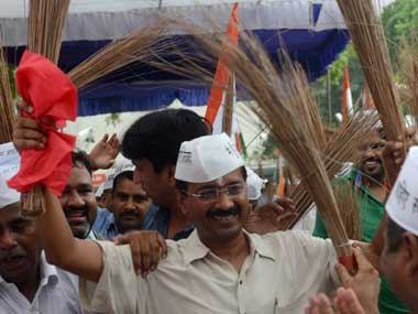 Can Kejriwal sweep the opposition away? AFP
