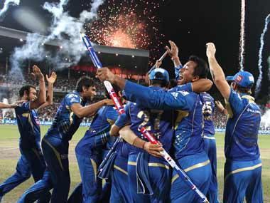The Mumbai Indians might have to defend their title in Colombo or Dhaka. BCCI