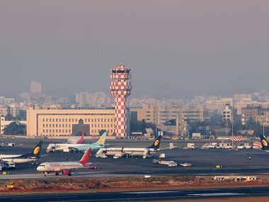 Civil Aviation Minister Ajit Singh on Friday inaugurated a new Air Traffic Control (ATC) tower at the Chhatrapati Shivaji International Airport