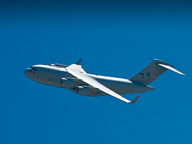c17 Image courtesy Boeing