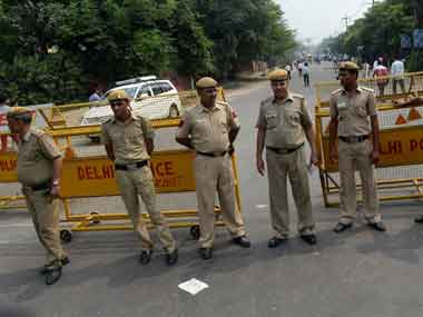 Delhi Police on vigil to check model code violation | Firstpost
