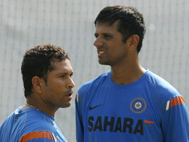 Finding a replacement for Tendulkar won't be easy. Reuters