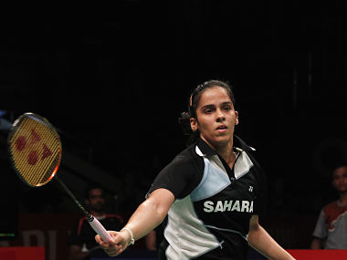 File picture of Saina Nehwal. Reuters