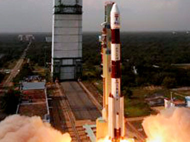 The Mangalyaan vessel: PTI