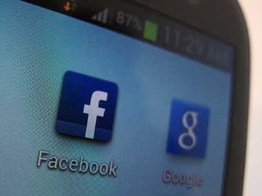 Facebook might just help students learn better. Reuters