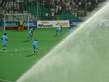 India take on Netherlands in their Junior Hockey World Cup opener. AFP