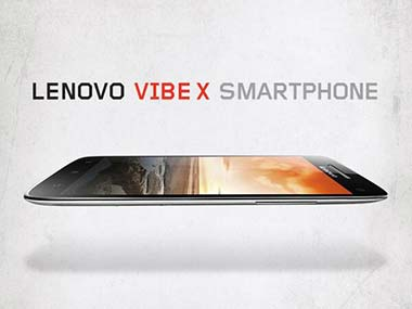 Lenovo Vibe X is seen in this file photo.