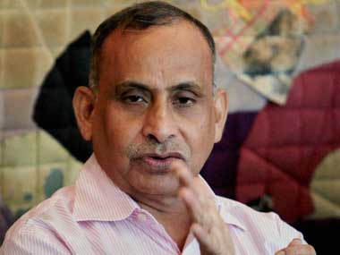 Uttam Khobragade has headed the defence of his daughter in India. PTI