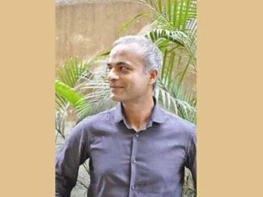 Manu Joseph. Image courtesy IBNLive