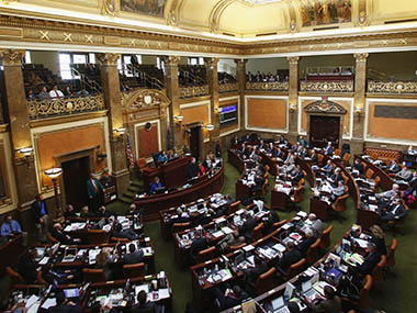 File image of the US House of representatives. Reuters