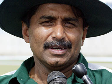 File photo of Javed Miandad. Reuters
