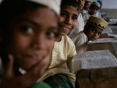 Muslims can adopt child under juvenile justice law sc representational image of muslim children reuters image ccuart Gallery