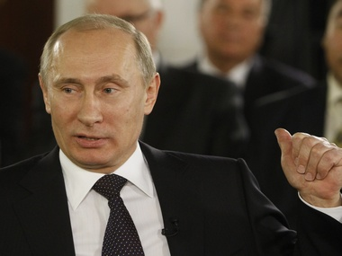 Putin's open assertion of the right to send troops to a country of 46 million people on the ramparts of central Europe creates the biggest confrontation between Russia and the West since the Cold War. Reuters