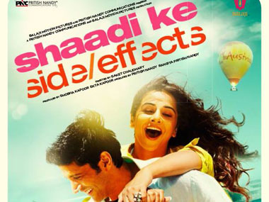 Movie poster from Shaadi..: Courtesy Facebook