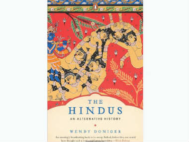Screenshot of Wendy Doniger's book.