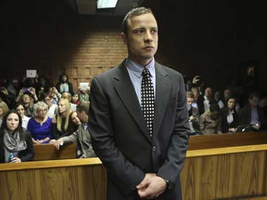 File photo of Oscar Pistorius. Reuters