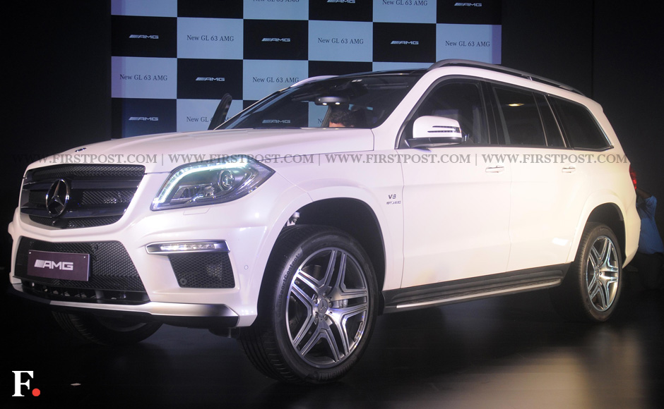 Mercedes benz launches its latest suv in india firstpost for Mercedes benz suv india