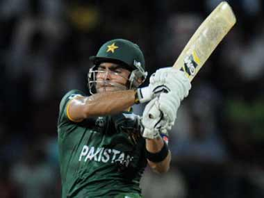 File Picture of Umar Akmal. Getty Images
