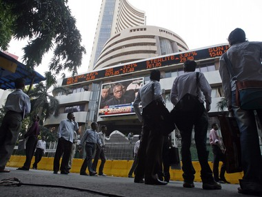 Sensex runs out of steam. Reuters