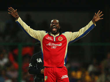 Chris Gayle is yet to get going this season. BCCI