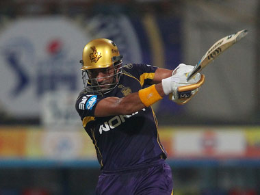 Robin Uthappa has been on a record-breaking streak in this IPL. BCCI