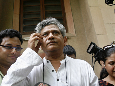 CPM general secretary Sitaram Yechury. Reuters