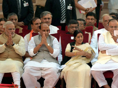 Modi's cabinet by the numbers: Caste, net worth, education and more