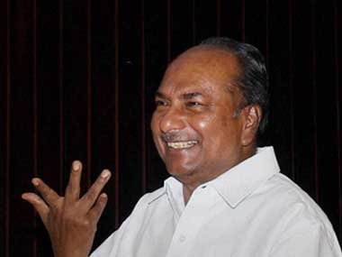 We got secularism wrong, says Antony; but will Cong listen? - Firstpost