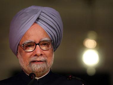 Former prime minister Manmohan Singh. AFP
