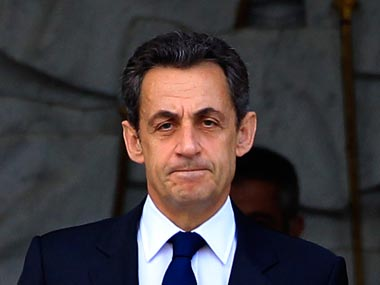 Nicolas Sarkozy became the first former French president to be taken into formal custody. Reuters