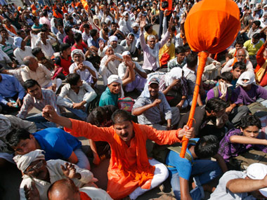 The Amarnath Yatra was flagged off from Baltal on 28 June. Reuters