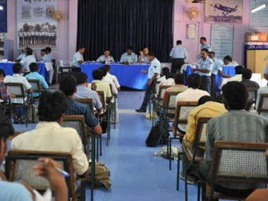 The government urged UPSC to postpone the civil services preliminary exams. AFP