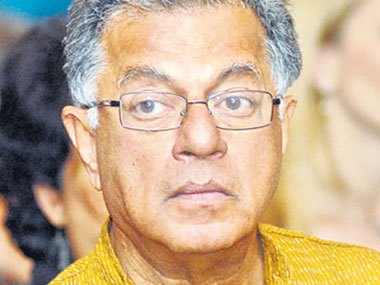 Girish Karnad in a file photo. Ibnlive
