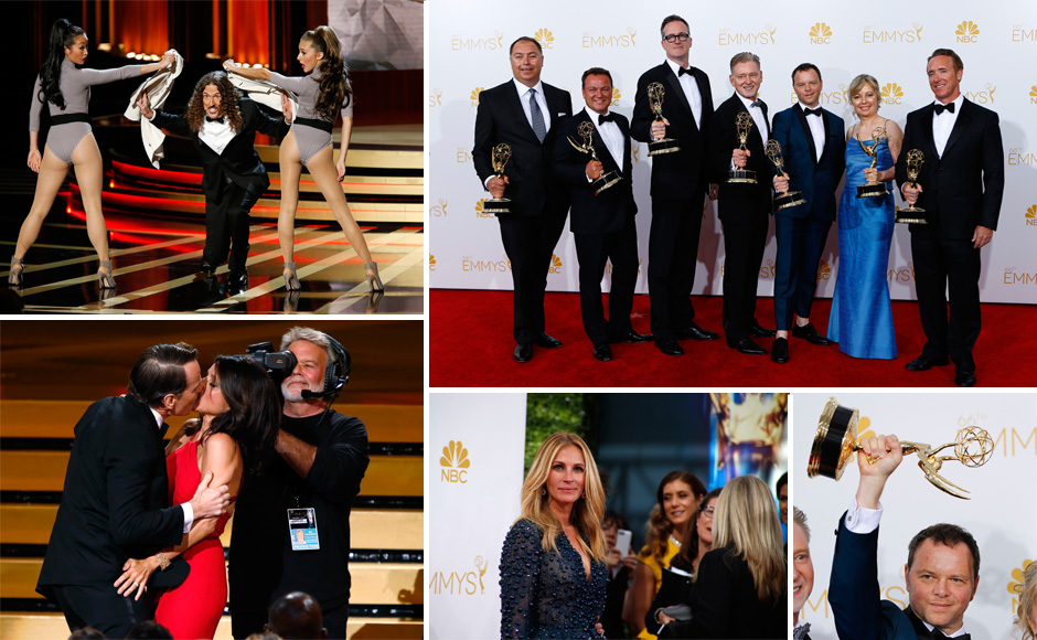 Emmy Awards 2014: We take a look at the best moments from US